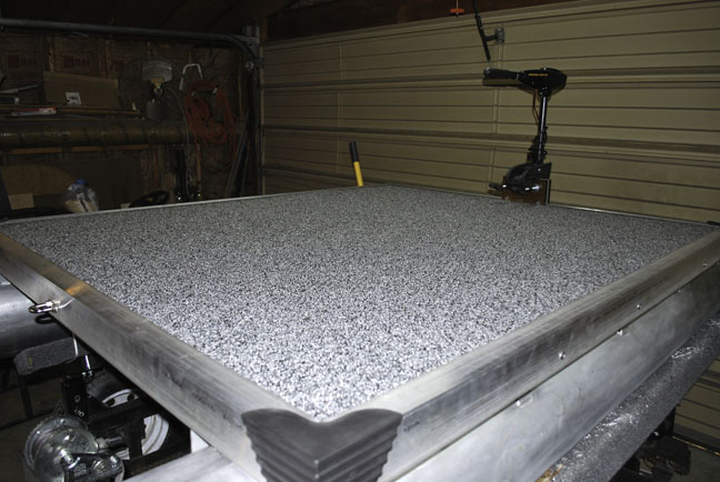 How To Replace Pontoon Boat Carpet Ideas